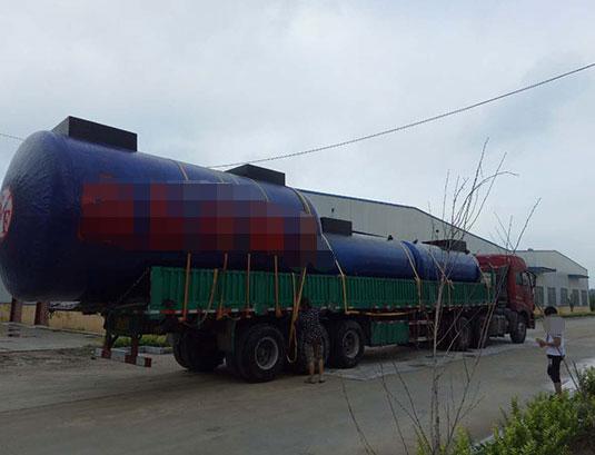 山东双层油罐厂家